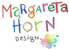 Margareta Horn Design Logo